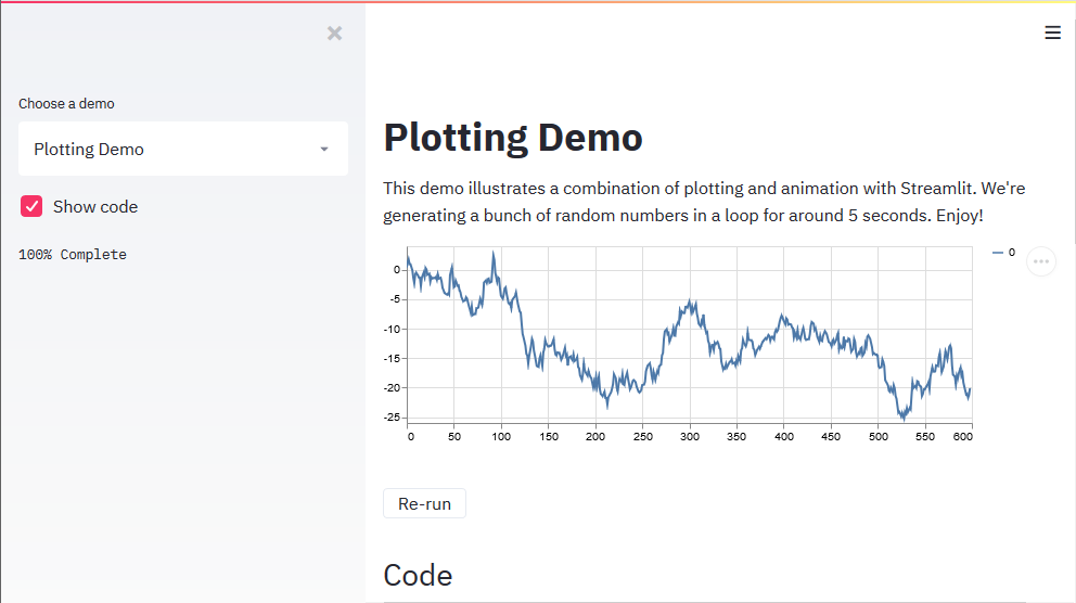 streamlit plotting demo